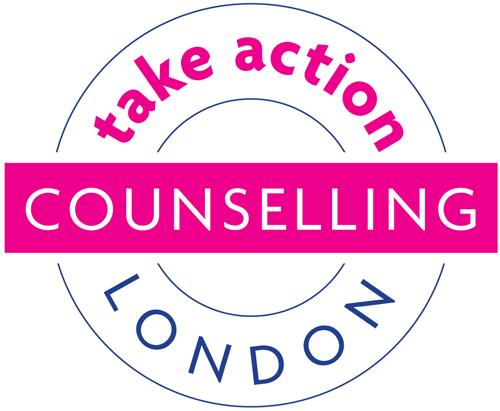 Take Action Counselling London logo