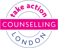 Take Action Counselling London logo